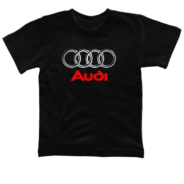 Детская футболка Audi