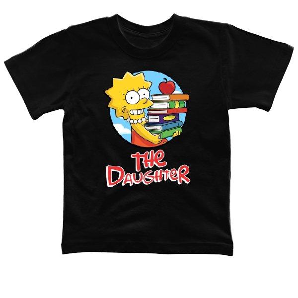 Детская футболка Дочь (Симпсоны)