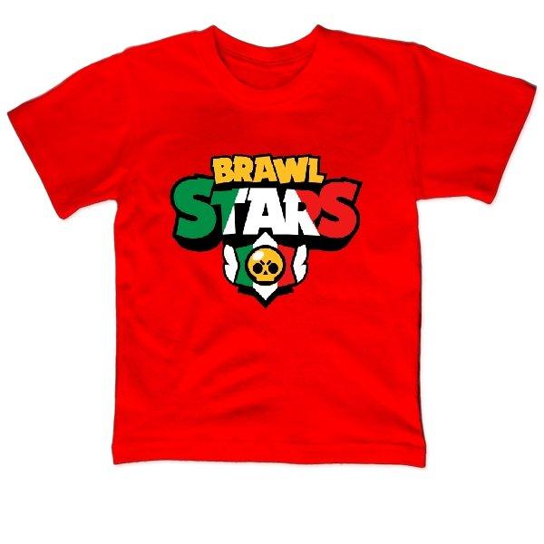 Детская футболка Бравл старс