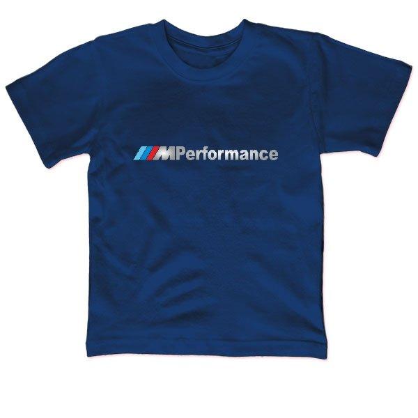 Детская футболка BMW M Performance