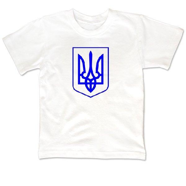 Детская футболка Герб Украины