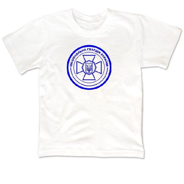 Детская футболка Націонаьна Гвардія Герб