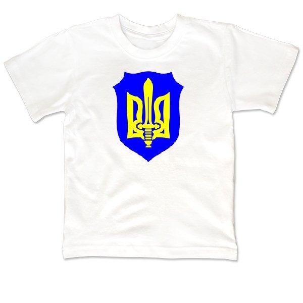 Детская футболка Тризубец Меч