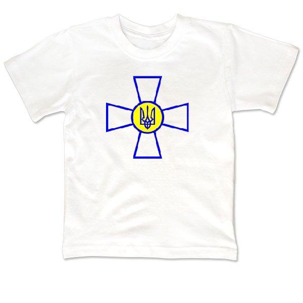Детская футболка Военный Символ Украины