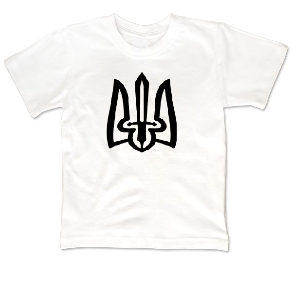 Детская футболка Козацький Тризуб