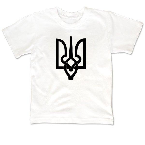 Детская футболка Трезубец ART