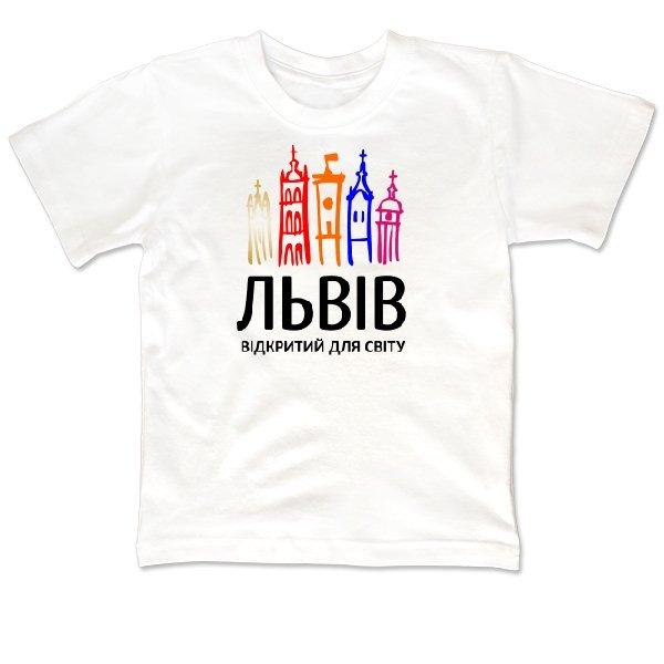 Детская футболка Львів