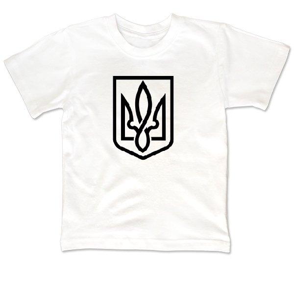 Детская футболка Український Тризубець