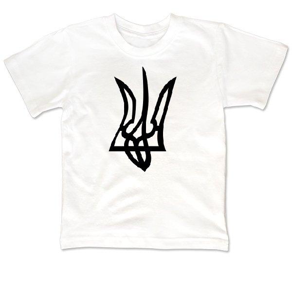 Детская футболка Искривленный Герб