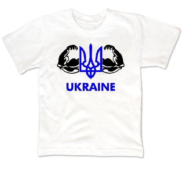 Детская футболка Сильна Україна