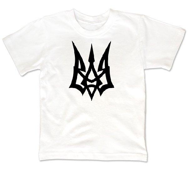 Детская футболка Молодежный Герб Украины