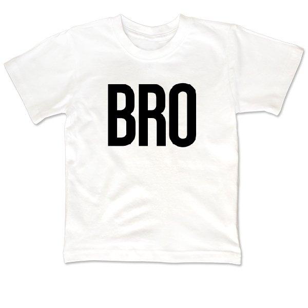 Детская футболка BRO