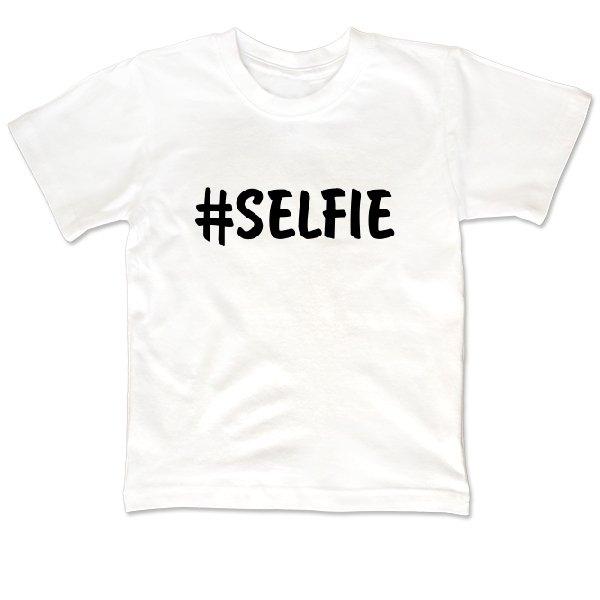 Детская футболка Selfie