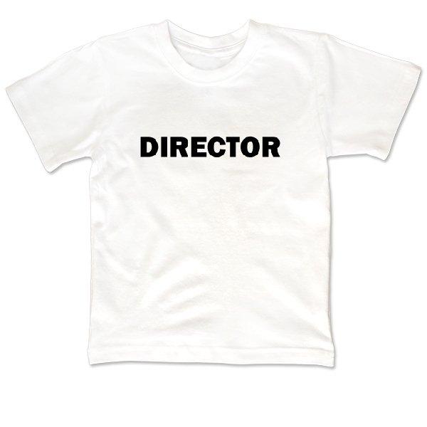 Детская футболка Директор