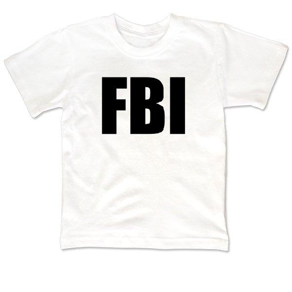Детская футболка FBI