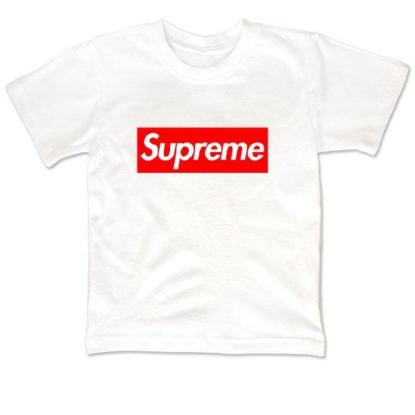 Детская футболка Supreme