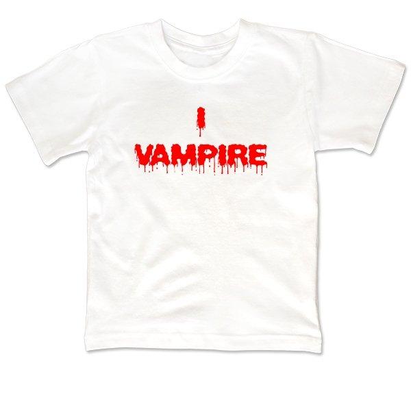 Детская футболка Я Вампир