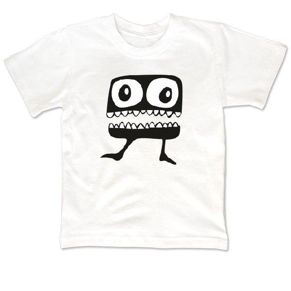 Детская футболка Зубастик