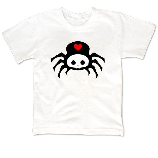 Детская футболка Паучок