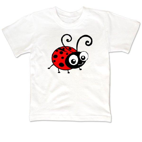 Детская футболка Божья Коровка