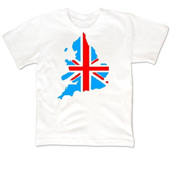 Детская футболка Британия