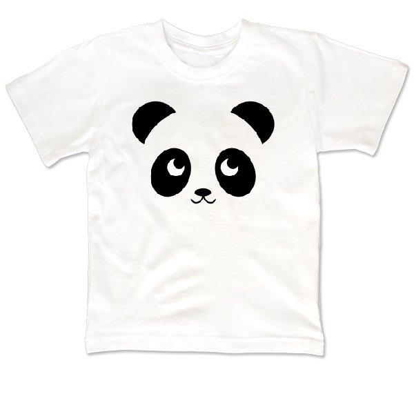 Детская футболка Маленькая Панда