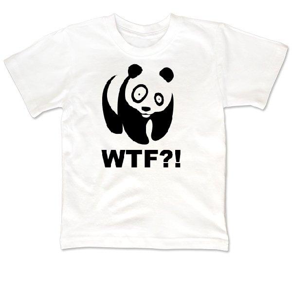 Детская футболка WTF