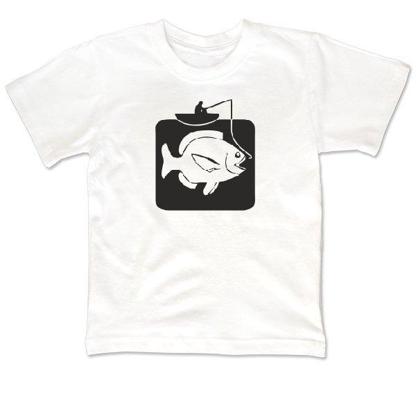 Детская футболка Крупный Улов