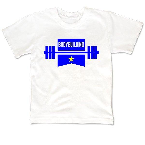 Детская футболка Звезда Бодибилдинга