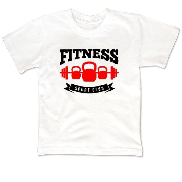 Детская футболка Fitness Sport Club