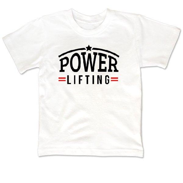Детская футболка Power Lifting