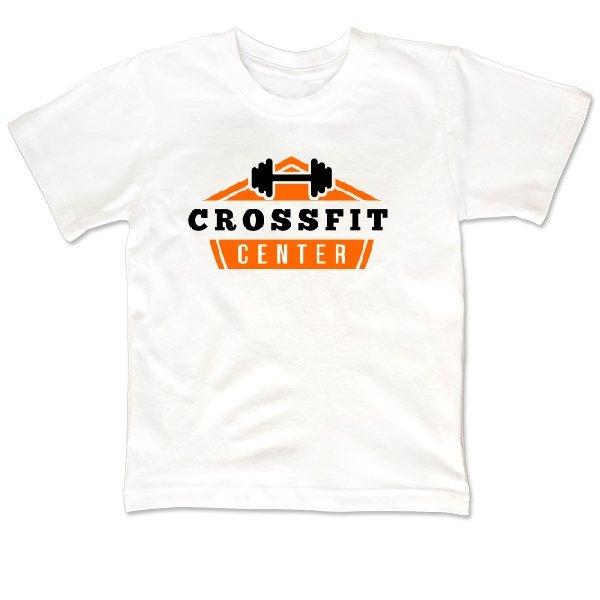 Детская футболка Crossfit Center