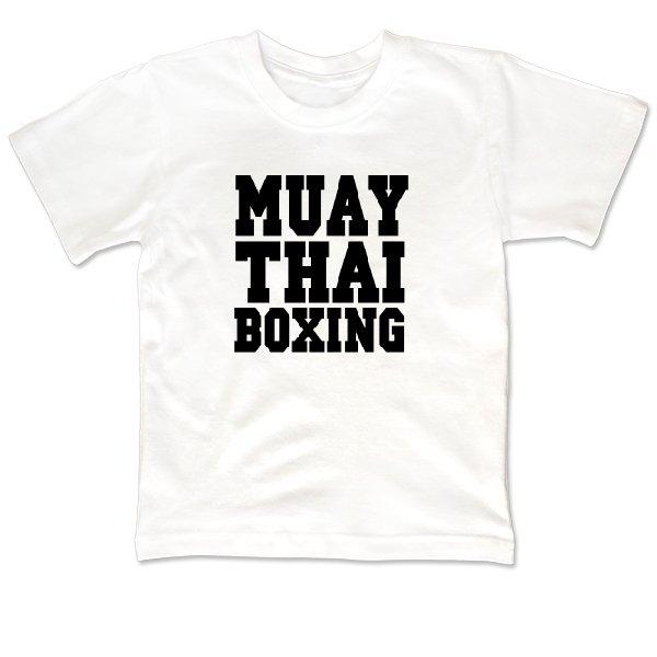 Детская футболка Muay Thai Boxing