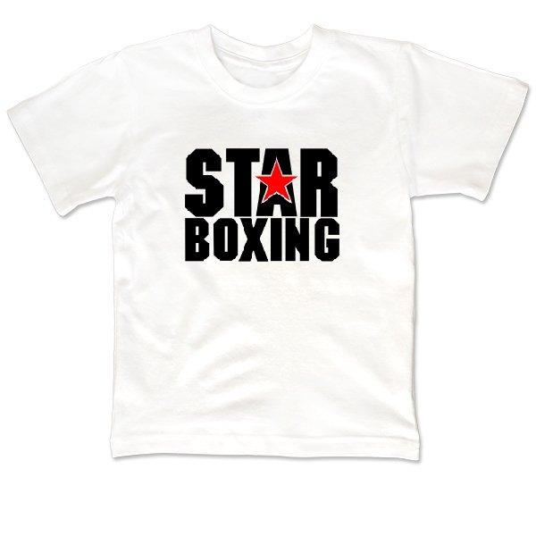 Детская футболка Звезда Бокса