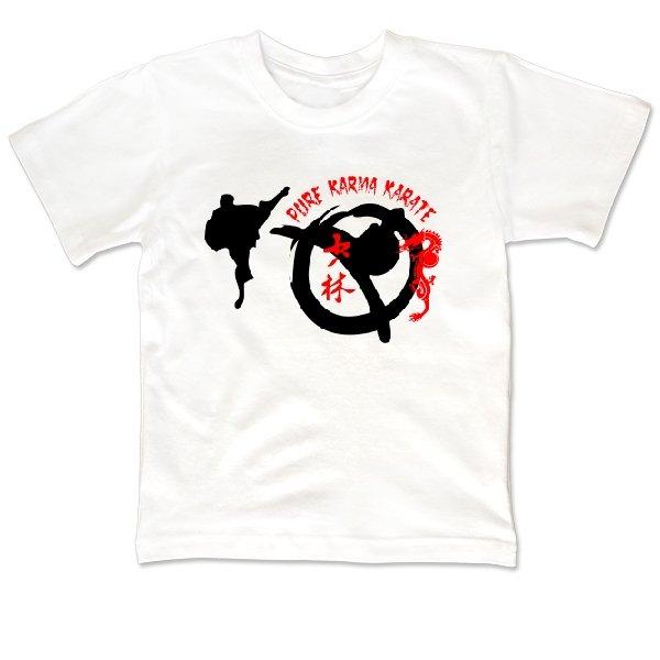 Детская футболка Каратэ
