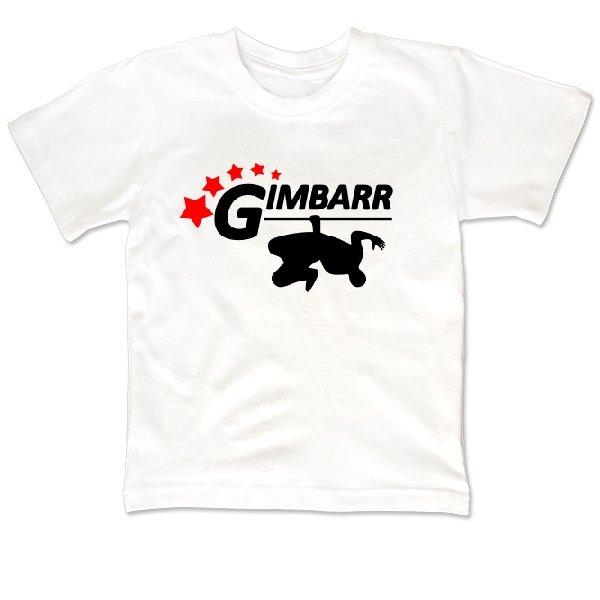 Детская футболка Gimbarr