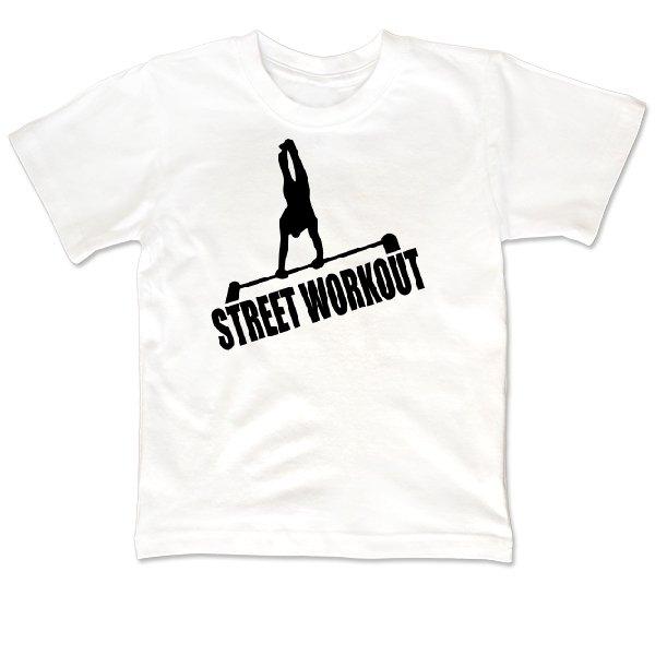 Детская футболка Street Workout Турник