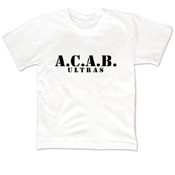 Детская футболка A.C.A.B. Ultras