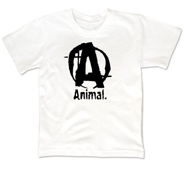 Детская футболка Animal