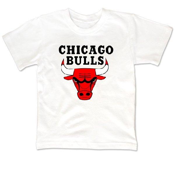 Детская футболка Chicago Bulls