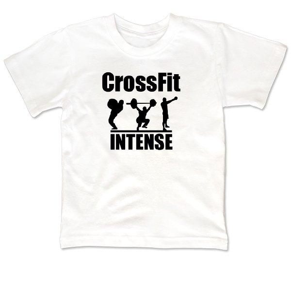 Детская футболка CrossFit Intense
