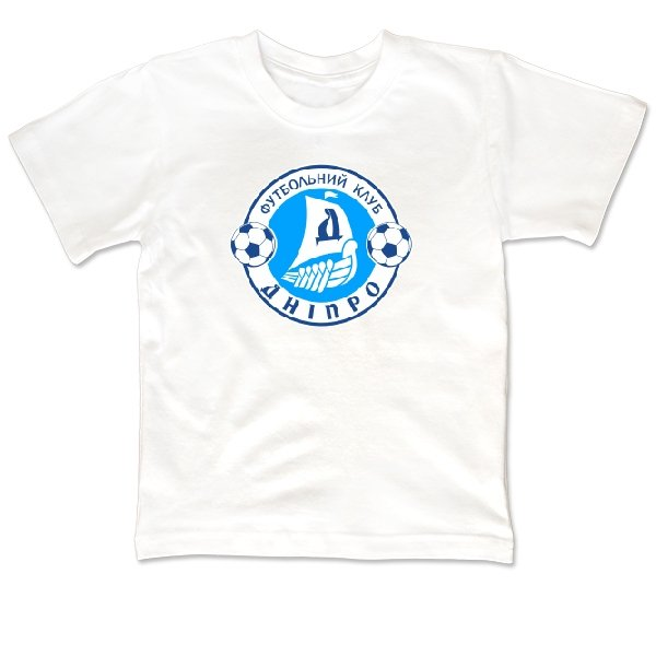 Детская футболка ФК Днепр