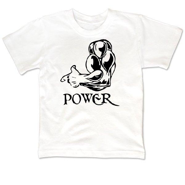 Детская футболка Power