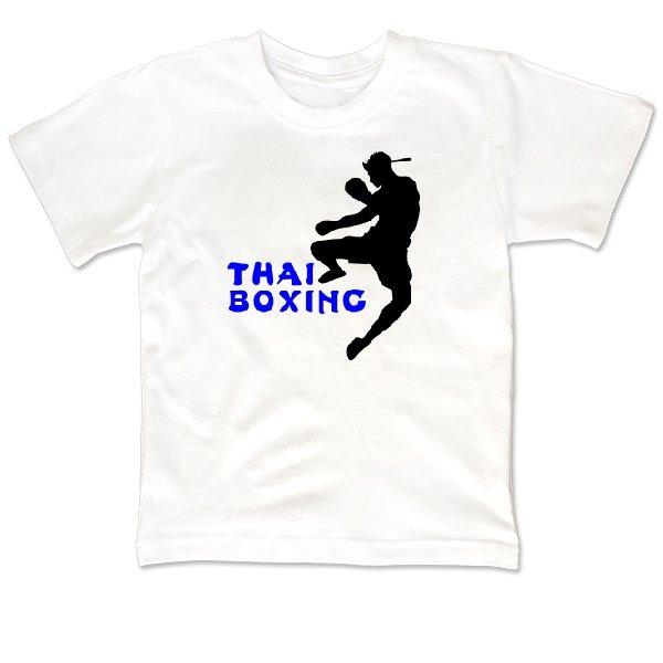 Детская футболка Тайский Бокс