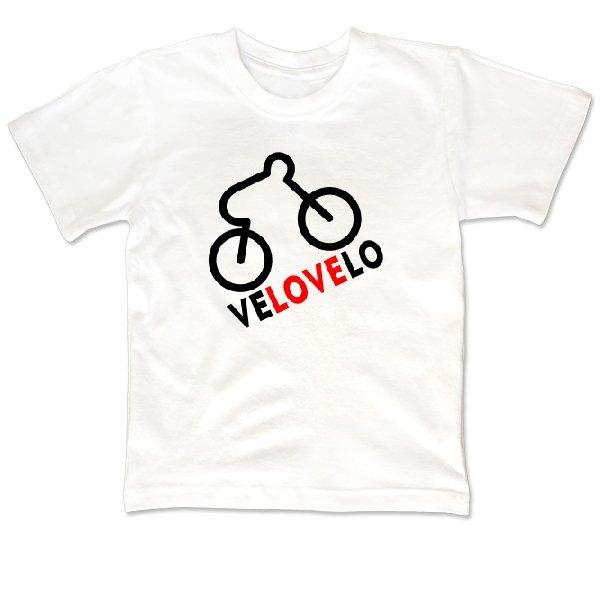 Детская футболка Love Velo