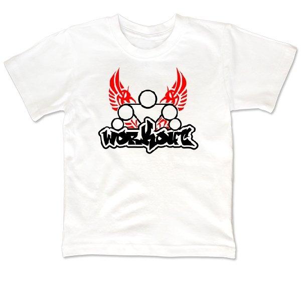 Детская футболка Workout