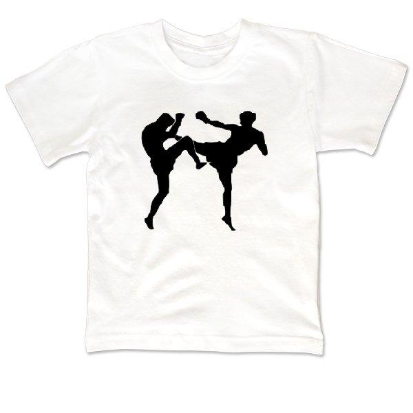 Детская футболка Бой
