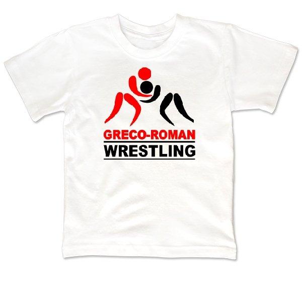 Детская футболка Греко-Римская Борьба