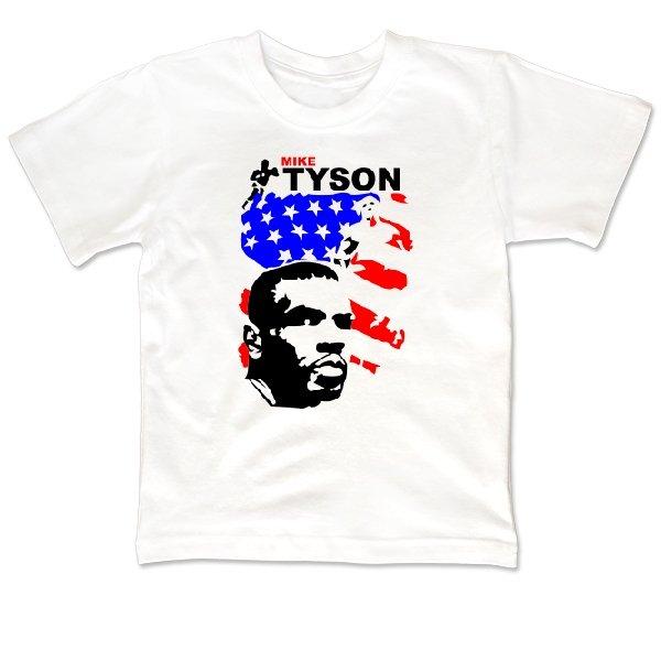 Детская футболка Майк Тайсон