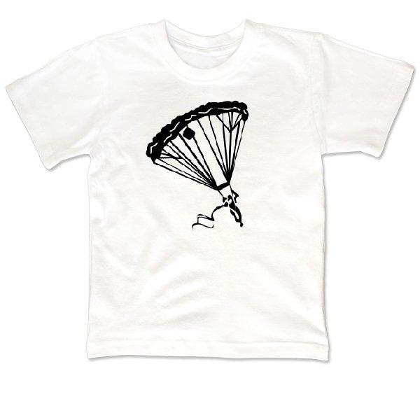 Детская футболка Парашютный Спорт